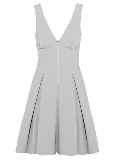 Pinacolada Dress- White