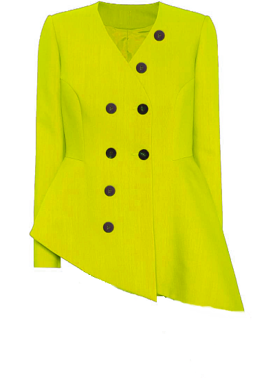 Merida Blazer- Yellow