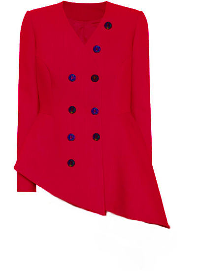 Merida Blazer-Red