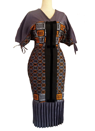 Adaeze Dress on wheeniey ahupa